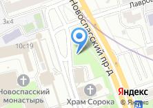 Компания «Ниллайн» на карте