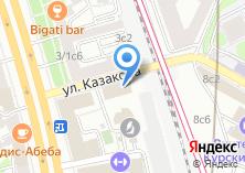 Компания «Завод светопрозрачных конструкций» на карте