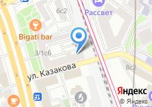 Компания «Мировые судьи Басманного района» на карте