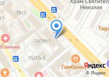 Компания «Mosalarko plaza» на карте