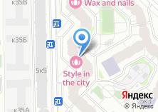 Компания «Ваш Врач» на карте