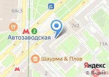 Компания «Декорт» на карте