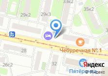 Компания «Playoff.ru» на карте
