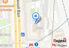 Компания «Живая история» на карте