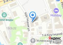 Компания «Авант групп» на карте
