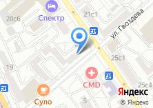 Компания «Рус-Кит» на карте