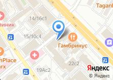 Компания «Асенкур» на карте