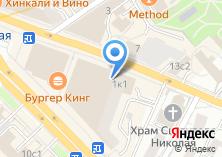 Компания «Анкор банк» на карте