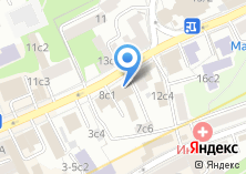 Компания «PostHotel» на карте