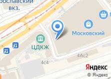 Компания «Web Station» на карте