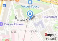Компания «NOVA» на карте