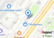 Компания «СВВ Юником» на карте