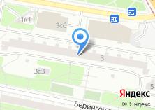 Компания «Инфокос» на карте
