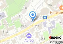 Компания «ИБП» на карте