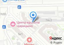 Компания «Царицыно» на карте