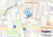 Компания «Лаконика Ант» на карте