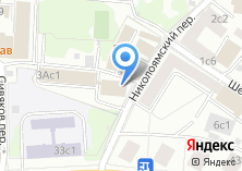 Компания «Вертекс консалтинг» на карте