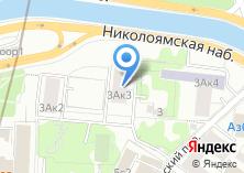 Компания «Детский сад №2113» на карте