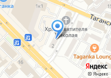 Компания «Нотариус Милевский В.Г» на карте