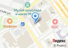 Компания «Авипринт» на карте