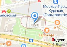 Компания «Департамент правовой помощи» на карте