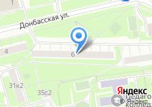 Компания «РусПарк» на карте