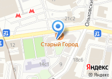 Компания «Магазин цветов на Новорязанской» на карте