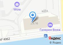 Компания «Инсталлер-М» на карте
