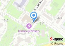 Компания «Зоомагазин на ул. Москворечье» на карте