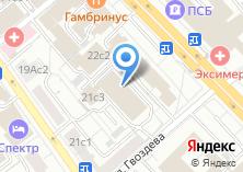Компания «ГВСУ Центр» на карте