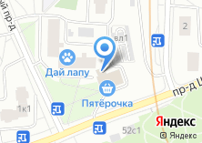 Компания «Орбита Сервис Универсал» на карте
