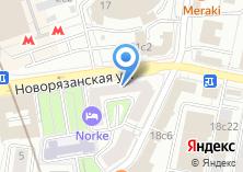 Компания «Alex-hostel» на карте