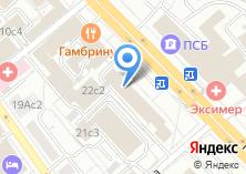 Компания «YouMagic.Pro» на карте