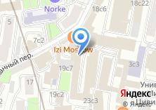 Компания «Автокомплекс в Басманном переулке» на карте