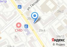 Компания «Воронцовский» на карте