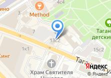 Компания «Стамескино» на карте