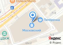 Компания «ТМ» на карте