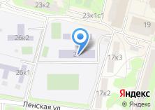 Компания «Средняя общеобразовательная школа №299» на карте