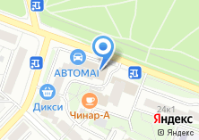 Компания «AGA-Автомаг» на карте