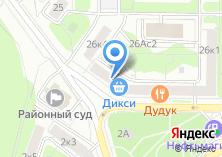 Компания «Нотариус Дюканова Е.И» на карте