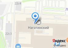 Компания «Moskvariva» на карте