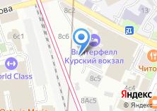 Компания «Soundrama» на карте