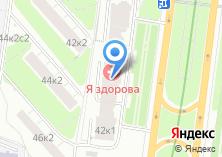 Компания «УГК Я ЗДОРОВА!» на карте