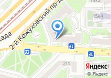 Компания «Магазин велосипедов и спортивного инвентаря» на карте