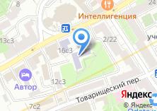 Компания «Ремонтная мастерская на Солженицына» на карте