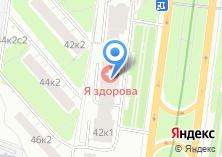 Компания «Альянс Авангард» на карте