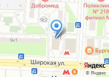 Компания «Ломбард Ермак» на карте