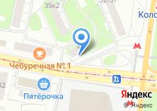 Компания «Эко-Союз» на карте