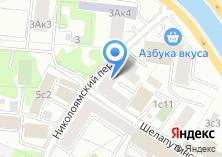 Компания «Наша Дача» на карте