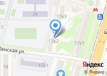 Компания «Избёнка» на карте